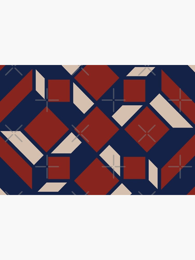 Moroccan pattern by Yanbus