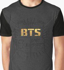 Bangtan Boys (BTS) '2 Cool 4 Skool' Graphic T-Shirt