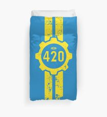 Vault 420 Duvet Cover