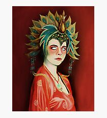 Kim Cattrall in Big Trouble In Little China Photographic Print