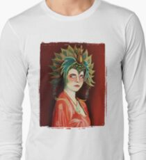 Kim Cattrall in Big Trouble In Little China Long Sleeve T-Shirt