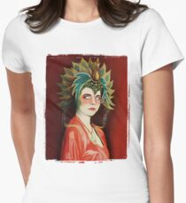 Kim Cattrall in Big Trouble In Little China Womens Fitted T-Shirt