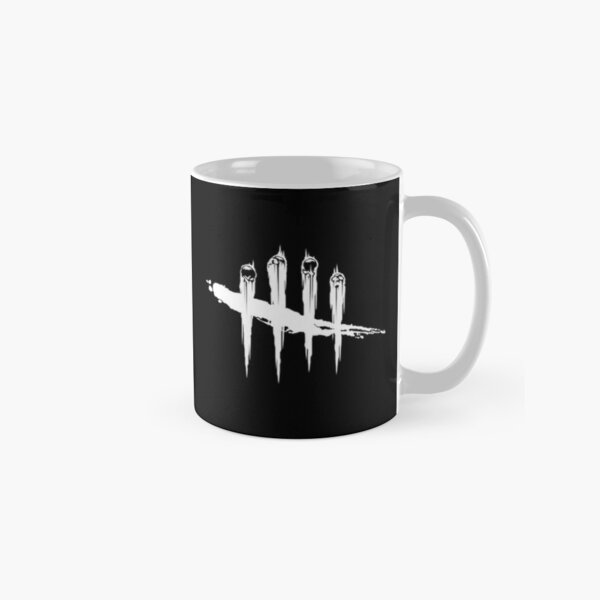 Dead By Daylight Logo Vector Mug classique