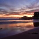 Manly Beach by Chris Brunton