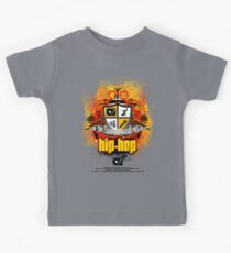 Four Elements of Hip-Hop - Tribute Kids Tee