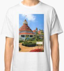 Hotel Del Coronado Front Classic T-Shirt