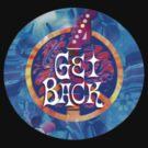 Get Back Tee by Jarede Schmetterer