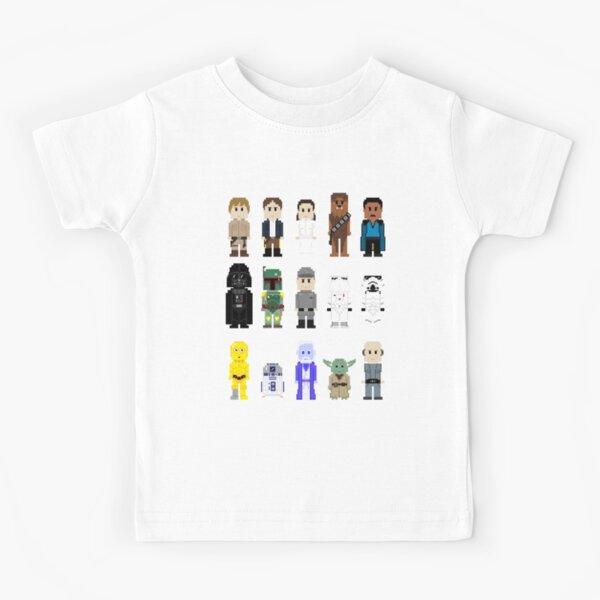 8-Bit ESB Kids T-Shirt