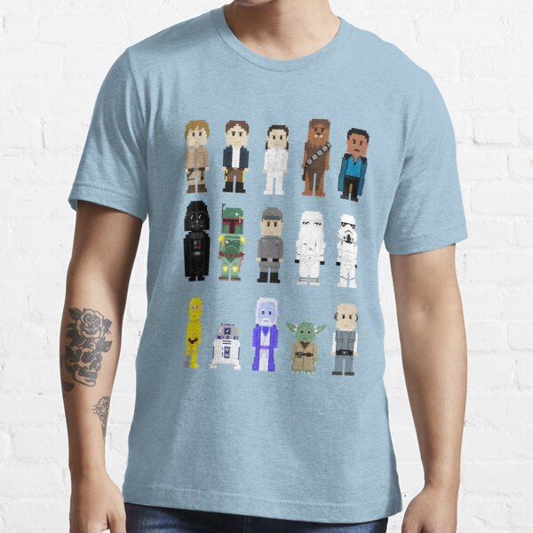 8-Bit ESB Essential T-Shirt