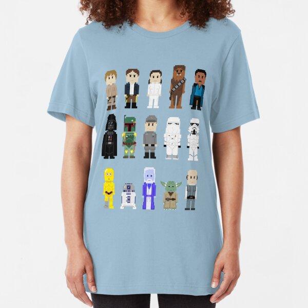 8-Bit ESB Slim Fit T-Shirt