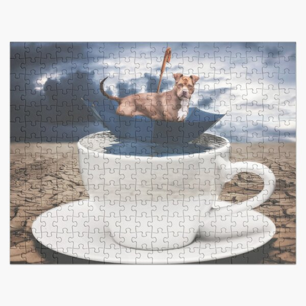 Lost at Sea Jigsaw Puzzle