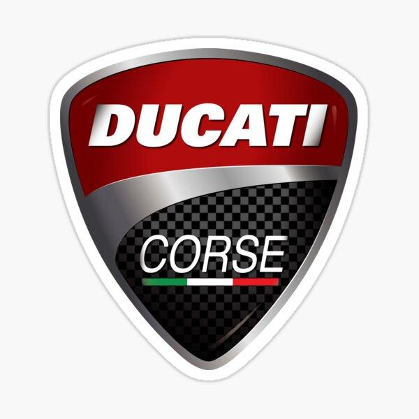 Ducati Corse Racing Sticker