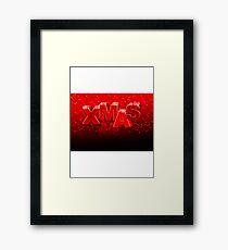 XMAS Framed Print