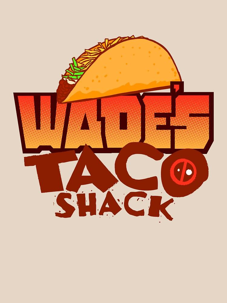 Wade's Taco Shack | Unisex T-Shirt