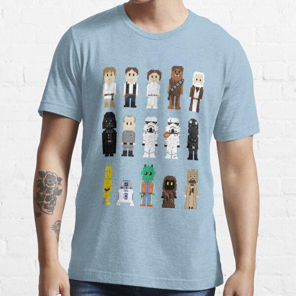 8-Bit ANH Essential T-Shirt