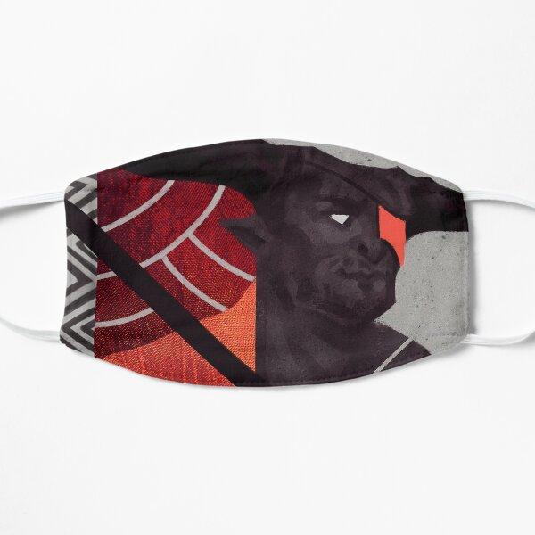 Iron Bull Flat Mask