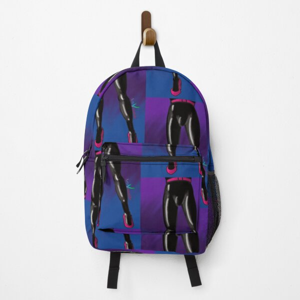Todrick style Backpack