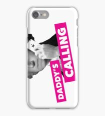 Hamilton - Daddy's Calling iPhone Case/Skin