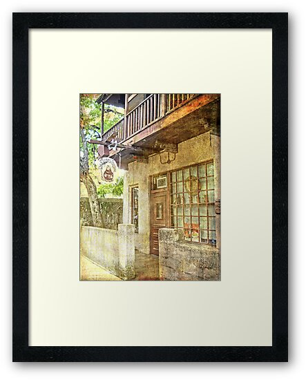 Old Town St. Augustine by designingjudy