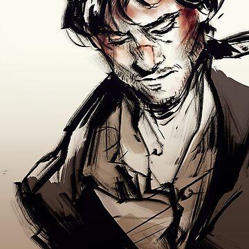 Hannibal - Bloody Will by feredir