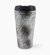 Egyptian Mau Fur Travel Mug