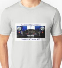 American Muscle - Shelby Cobra 427 Unisex T-Shirt