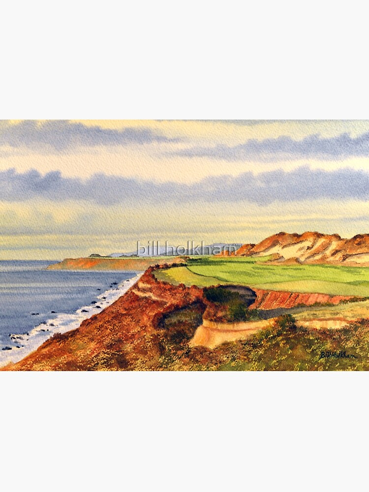 Pacific Dunes - On Bandon Dunes - Golf Course Oregon 13th Hole by billholkham