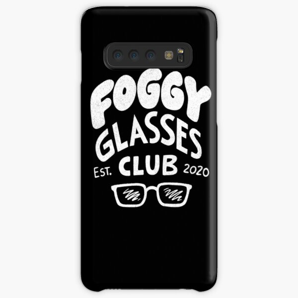 Foggy Glasses Club Samsung Galaxy Snap Case