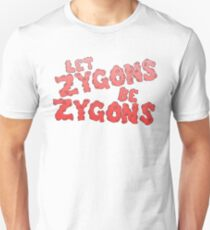 let zygons be zygons Unisex T-Shirt