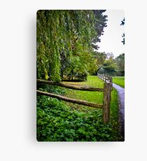 Countryside England Canvas Print