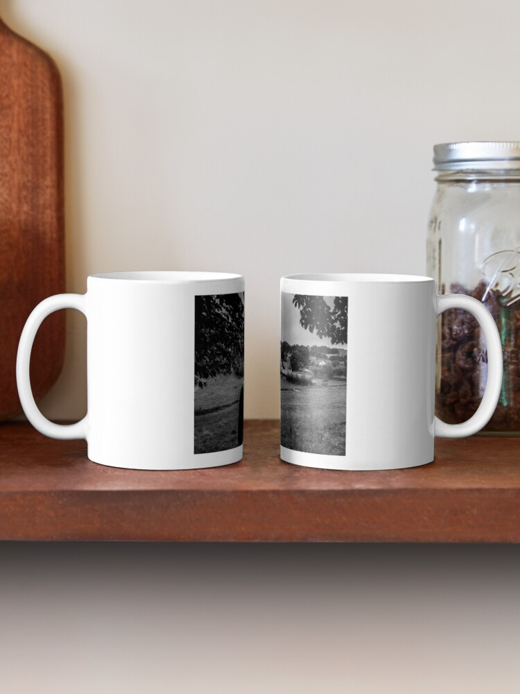Alternate view of It happened over there. Mug