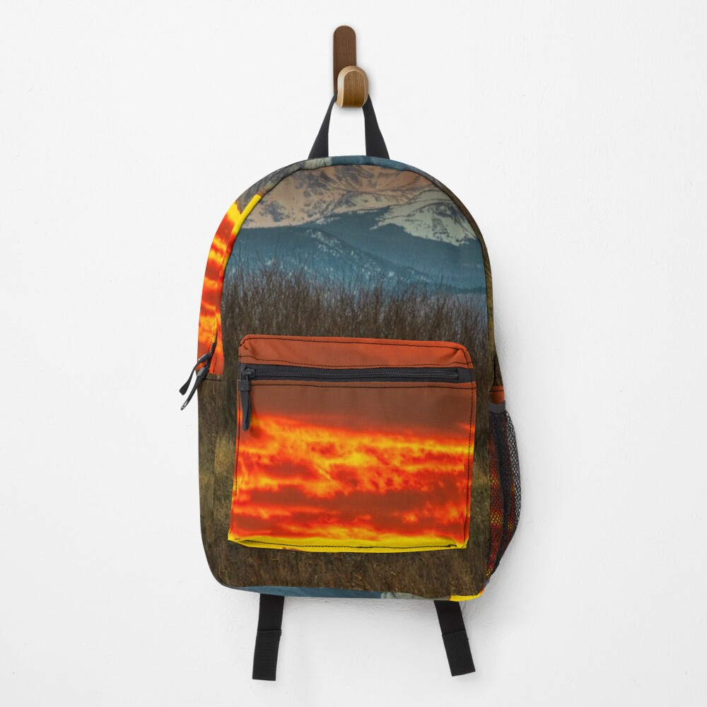 Indian Peaks Sunset Backpack