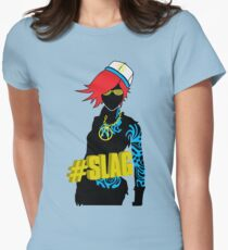 #SirenSwag Womens Fitted T-Shirt