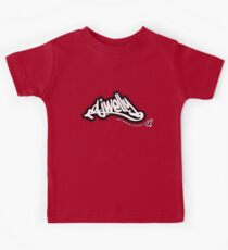 DJ Welly - Logo Plain Kids Tee