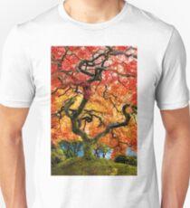 Japanese Maple at Portland's Japanese Gardens T-Shirt