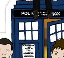 Doctors Sticker