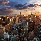 Rockefeller calls it a day by Dominic Kamp