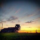 Texas Twilight by RayDevlin