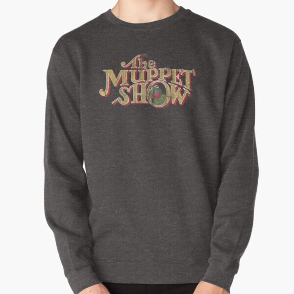 Vintage Muppet Show Pullover Sweatshirt