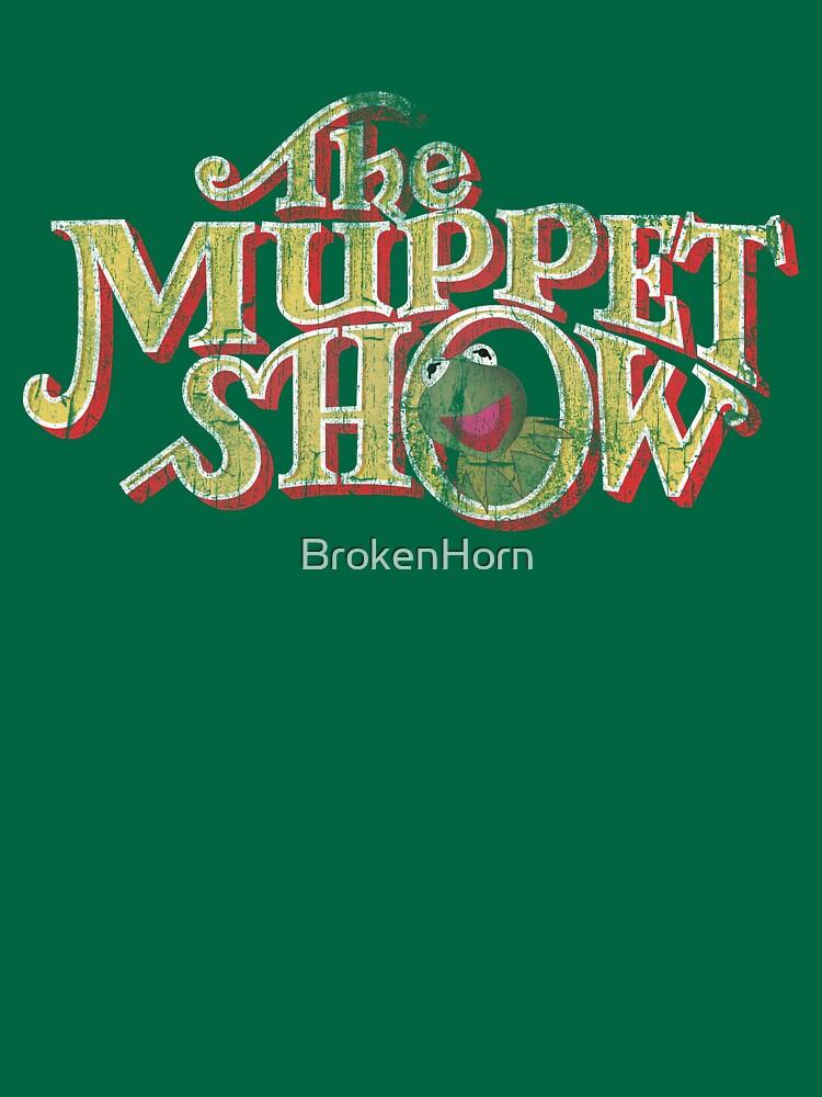 Vintage Muppet Show by BrokenHorn