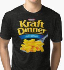 Kraft Dinner Mac 'n' Cheese T-Shirt Tri-blend T-Shirt