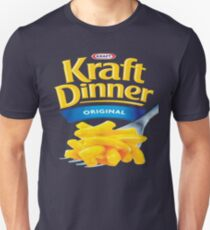 Kraft Dinner Mac 'n' Cheese T-Shirt Unisex T-Shirt