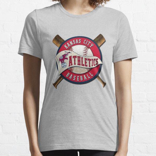 Defunct -  Retro - Kansas City Athletics Essential T-Shirt