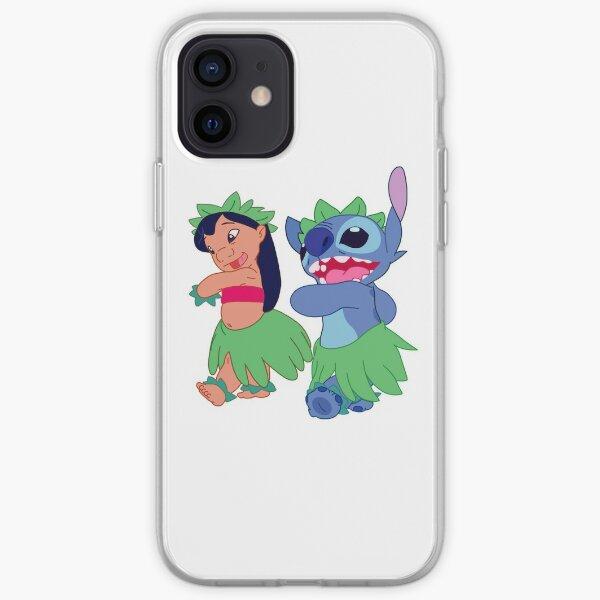 Lilo et Stitch Coque souple iPhone