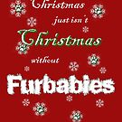 What would Christmas be without Furbabies! by Siela