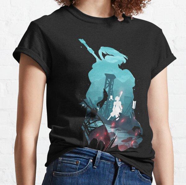 Nier Automata 2B waifu T-shirt classique