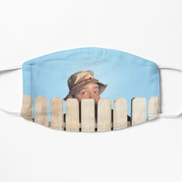 Hidey Ho, Neighboreno - Tool Time T-shirt Flat Mask