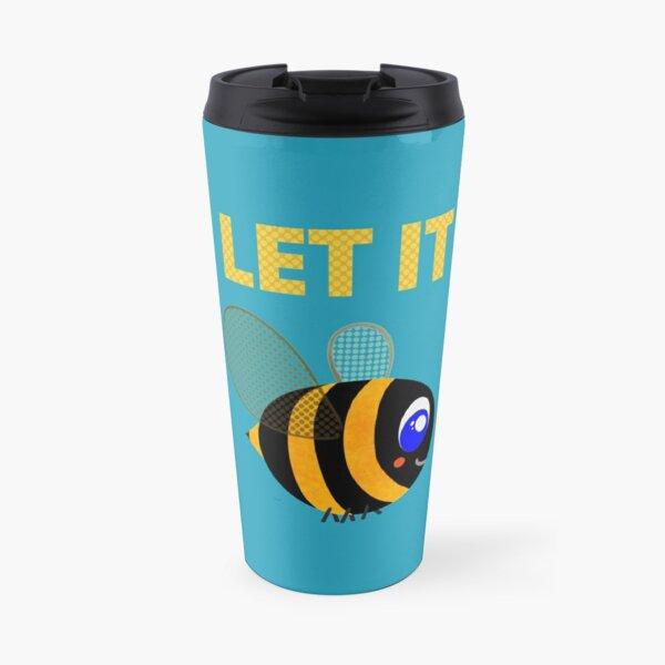 Let it be Travel Mug