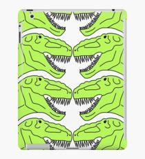 Tyrannosaurus Rex Dinosaur Pattern iPad Case/Skin