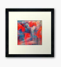 JR Framed Print